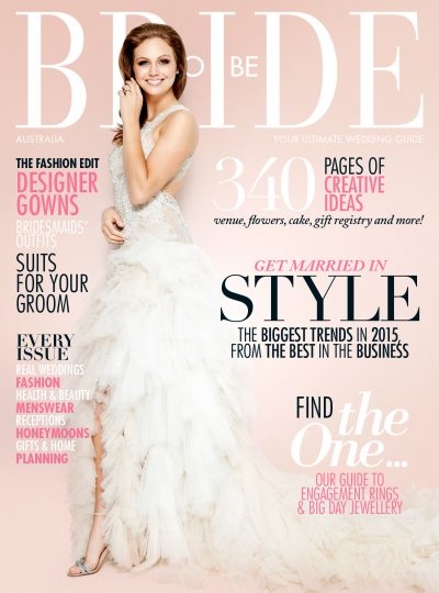 Bride to Be Magazine Feature