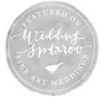 Wedding Sparrow Blog